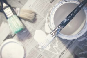 interior professional painters in metro Detroit